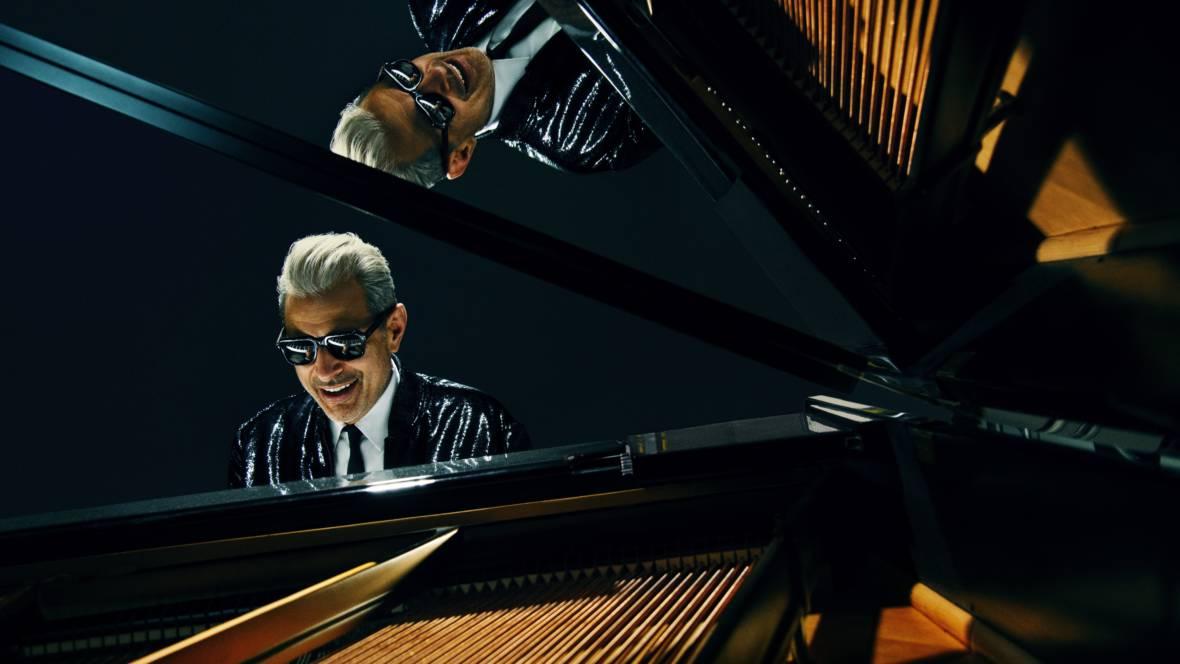 Jeff Goldblum The Jazz Artist? Life, Uh, Finds A Way