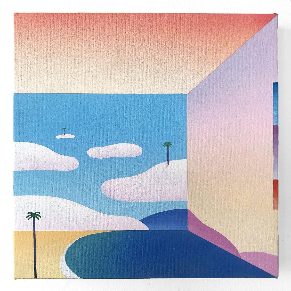 Maxwell McMaster, 'Window 5,' 2018.