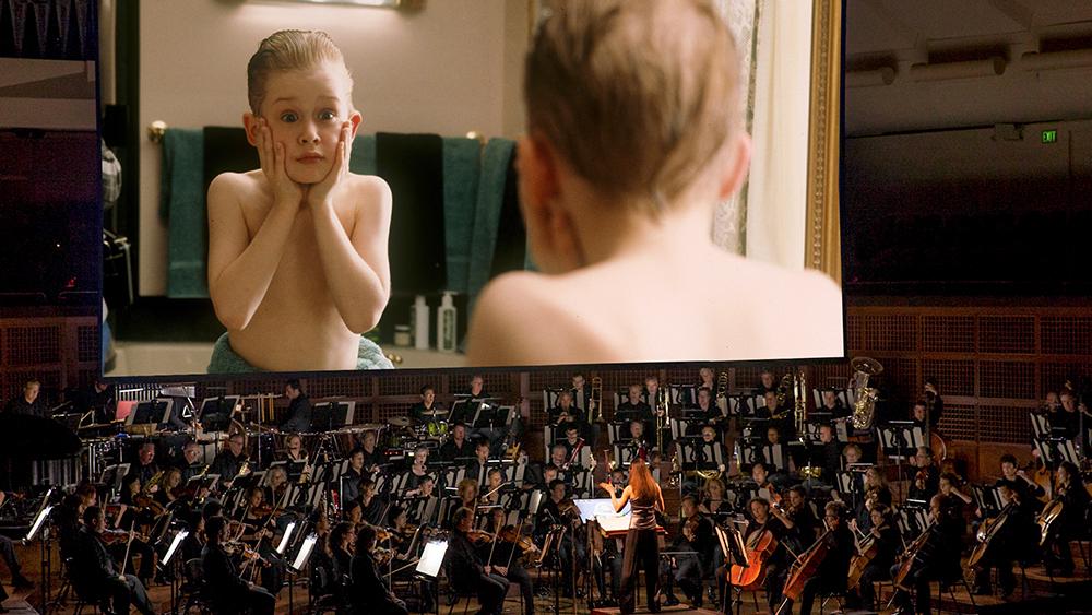 Cue Holiday Nostalgia: SF Symphony Performs Live Score of 'Home Alone'