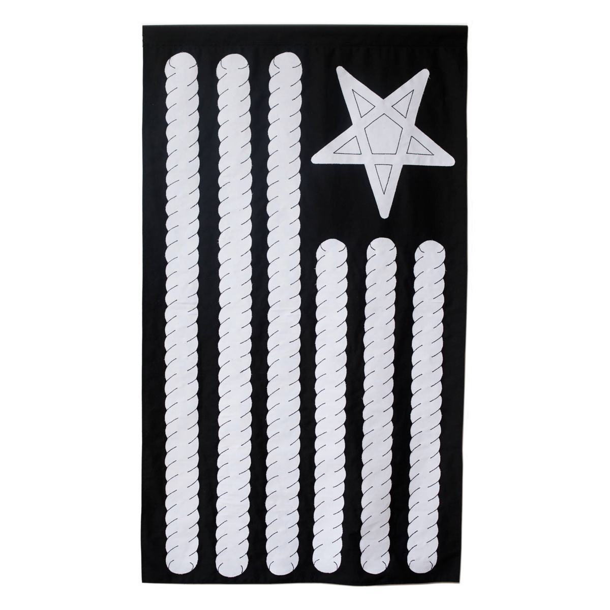 Christopher Martin, 'American Flag,' 2018.