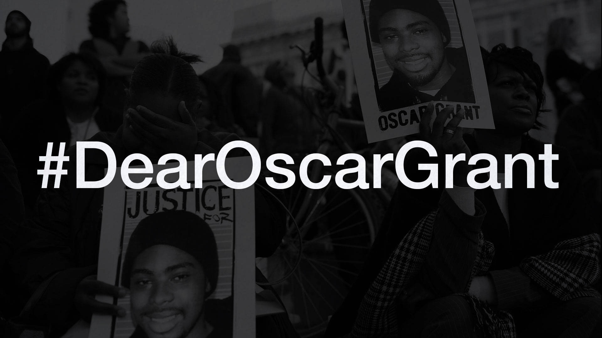 If you could tell Oscar Grant anything 10 years after his death, what would you say? Justin Sullivan/Getty Images