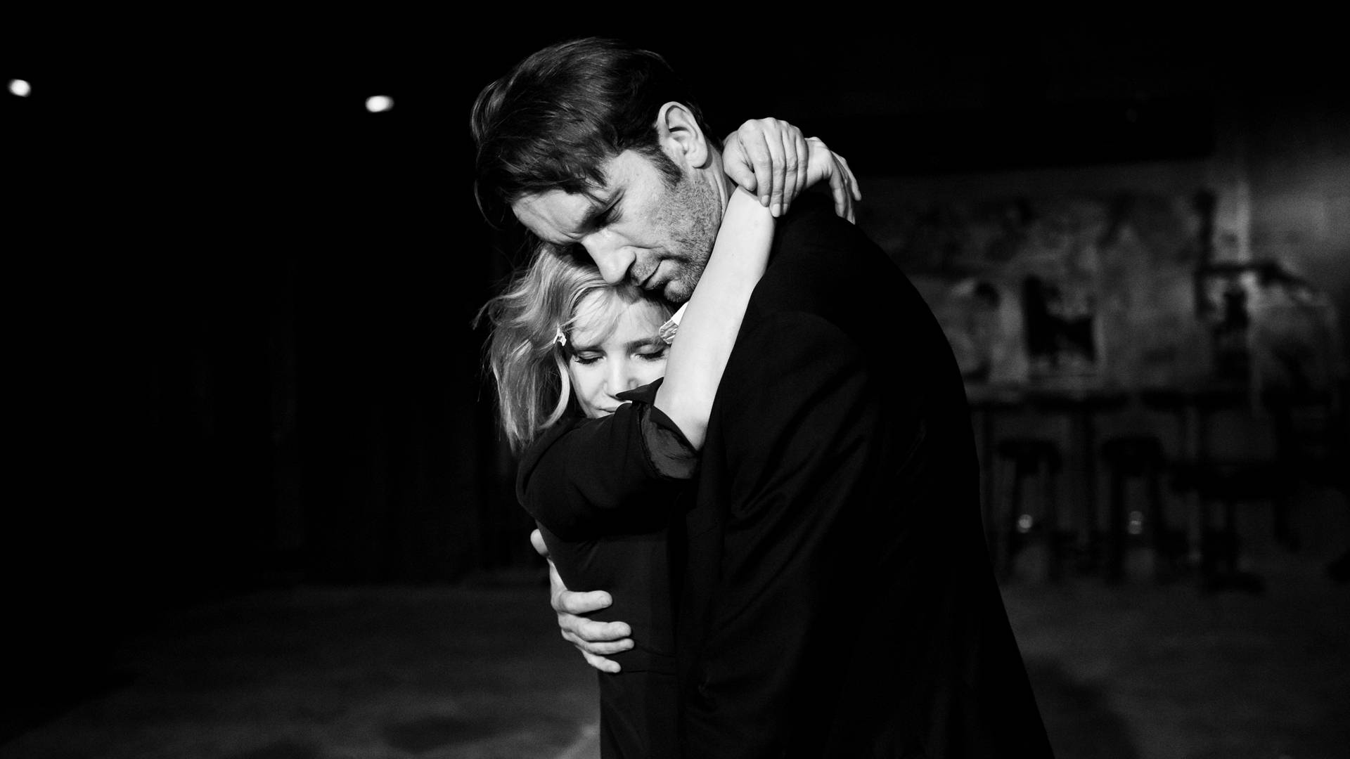 Joanna Kulig as Zula and Tomasz Kot as Wiktor in Paweł Pawlikowski's 'Cold War.' Amazon Studios