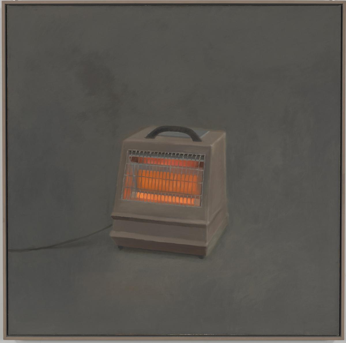 Vija Celmins, 'Heater,' 1964.