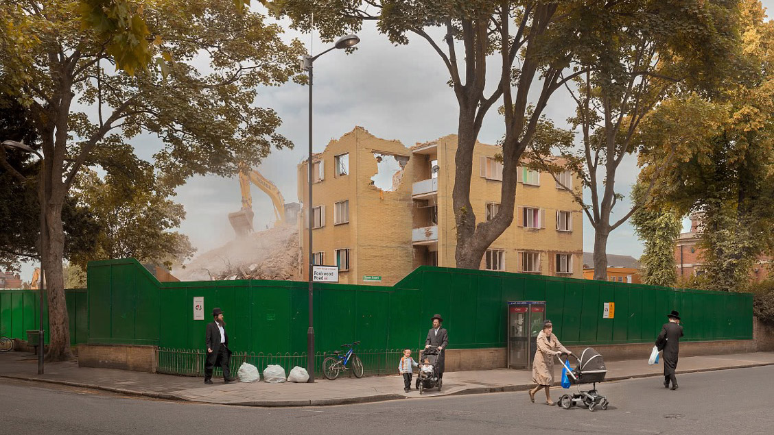 Chris Dorley-Brown's Composite Photos Find Poetry in the Mundane