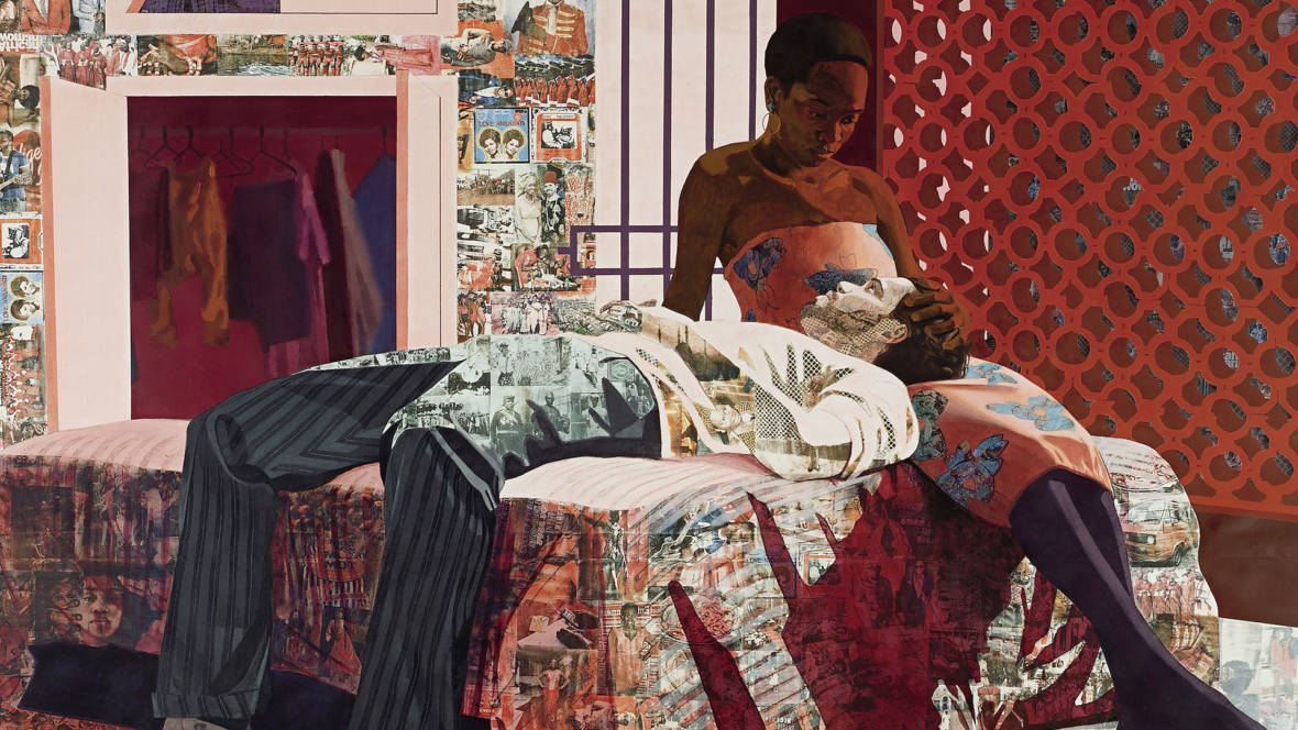 In MoAD's 'Black Refractions,' Harlem's Studio Museum Collection Shines