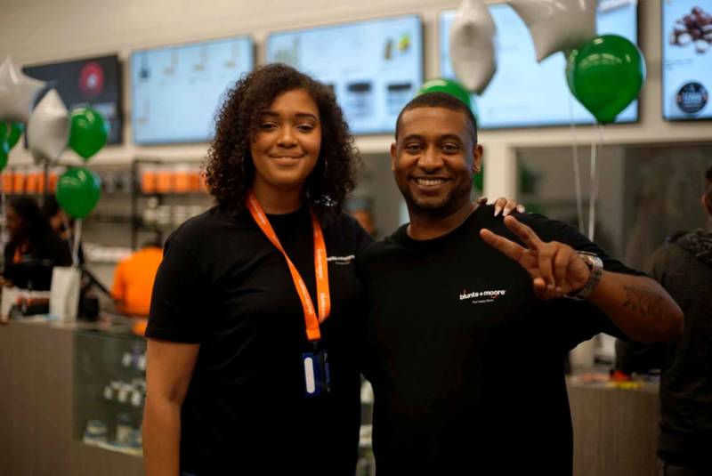 Brittany Moore and Alphonso Blunt, cofounders of Blunts + Moore, got an assist from Oakland's Equity Program.