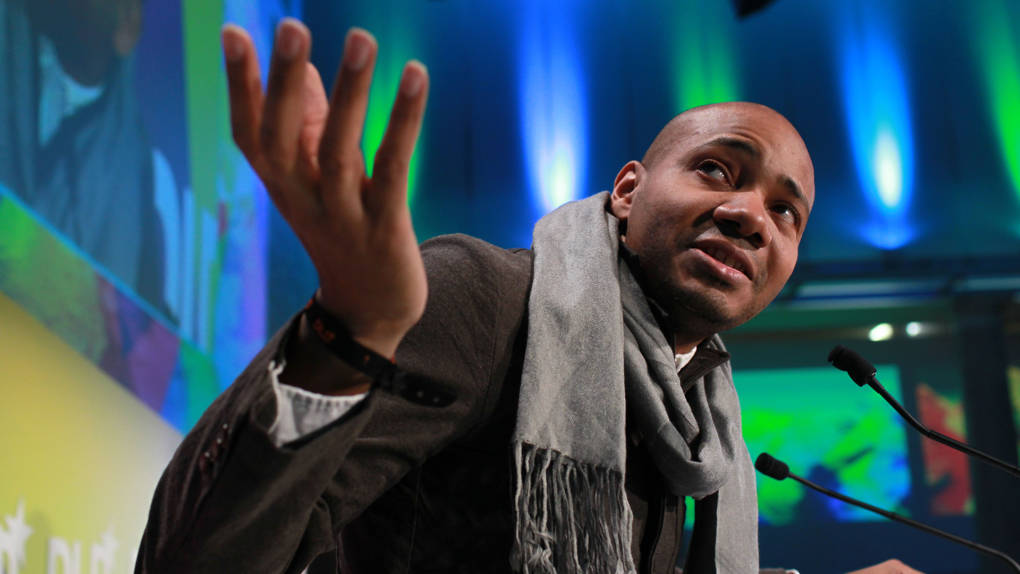 With 'Quantopia,' DJ Spooky Ponders the Evolution of the Internet