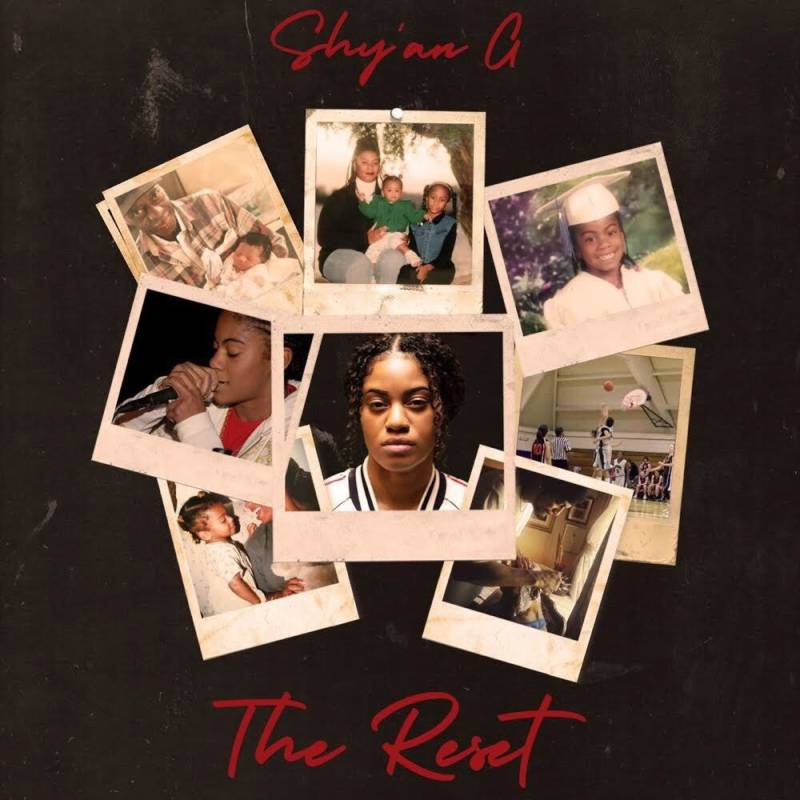 'The Reset' album cover.
