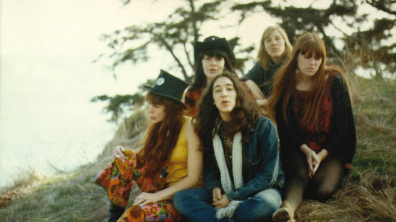 Ace of Cups during the band's original run, which lasted just a few years during the late 1960s and early '70s.