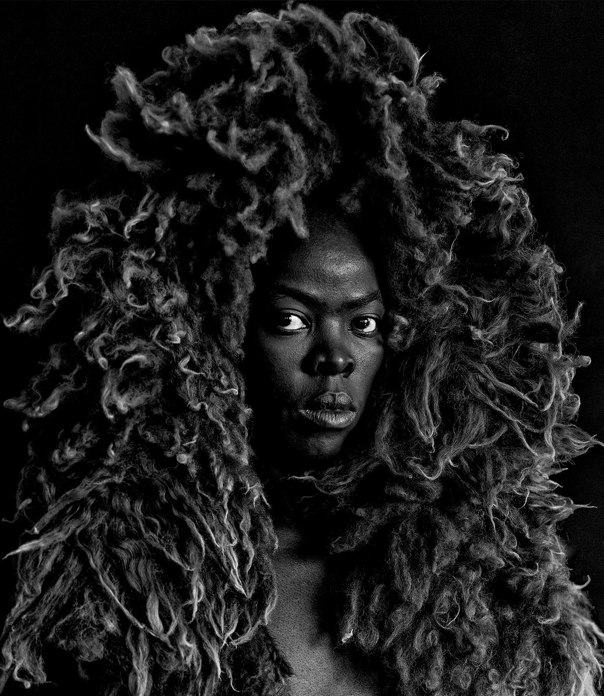 Zanele Muholi, 'Somnyama Ngonyama II, Oslo,' 2015.