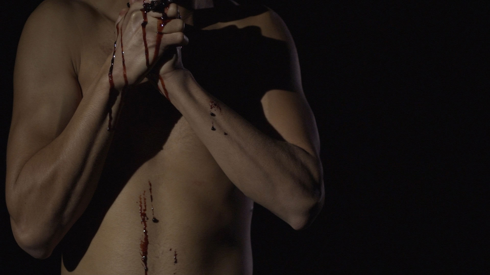 Still from 'Between Beauty & Horror.'