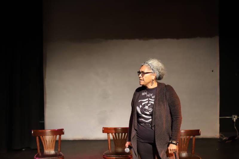 Ellen Sebastian Chang emphasized how the racial wealth gap impacts the arts.
