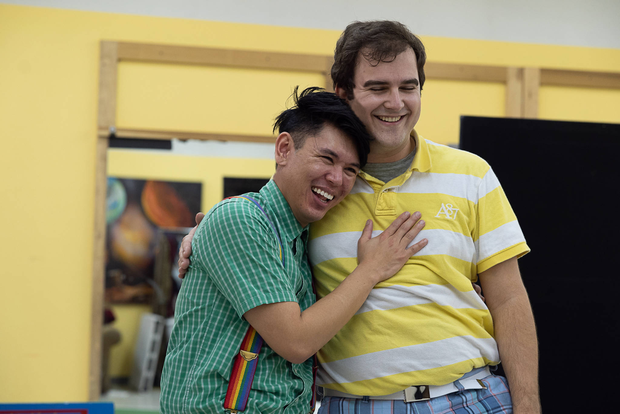 TheatreWorks Silicon Valley Tackles Slings & Arrows of Childhood With 'Oskar'