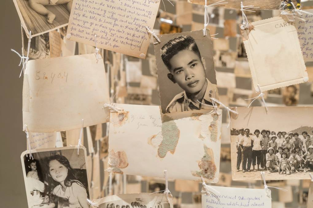 Dinh Q. Lê and the Art of Weaving Memory