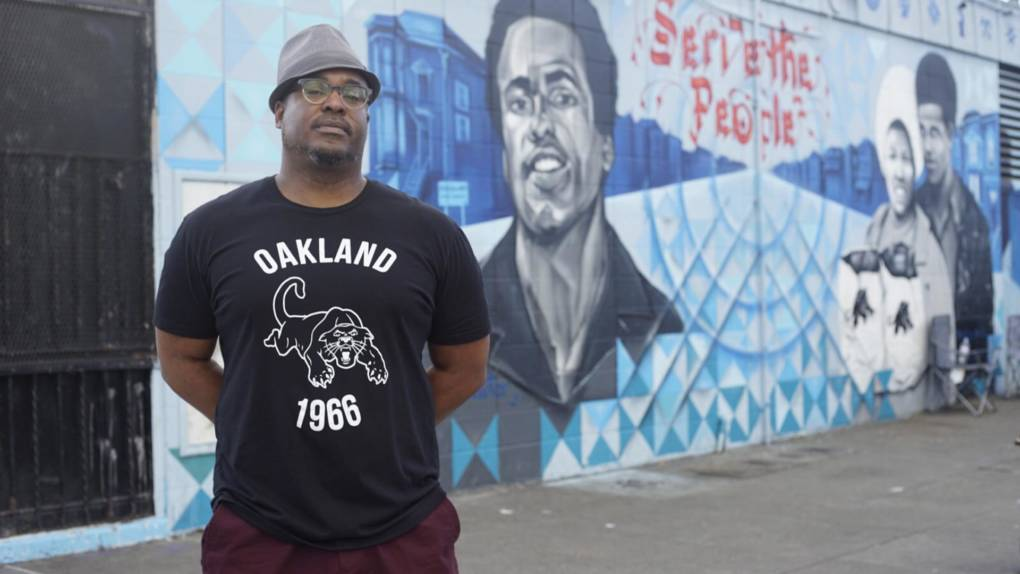 Rightnowish: Refa One, Spraypaint in Hand, Honors West Oakland's History