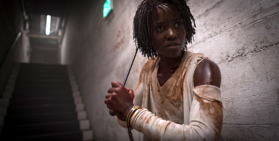 Lupita Nyong'o as Adelaide Wilson in 'Us.'