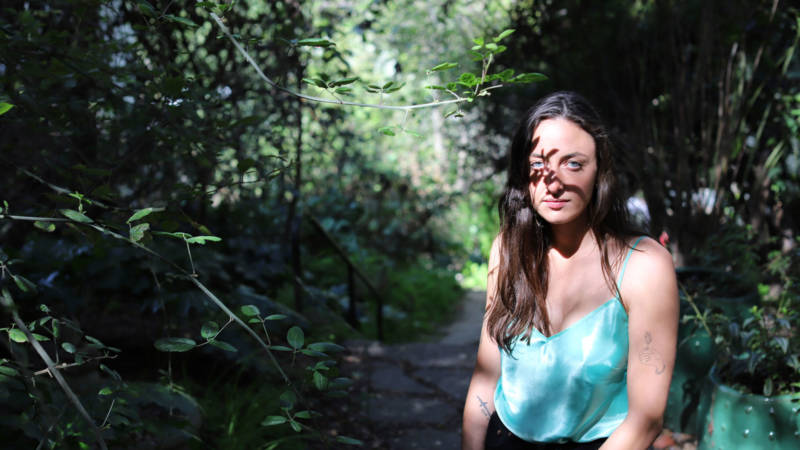 Run With the Moon host Desiree Cannon grew up shuttling between San Francisco and her grandfather's cattle ranch in San Benito County.