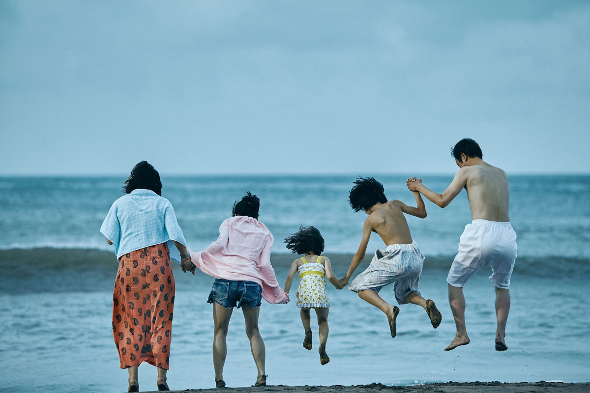 Still from Palme d'Or-winning 'Shoplifters.'