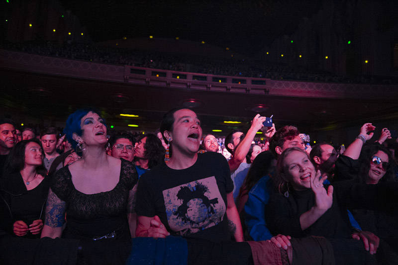 The crowd at the 2019 Noise Pop Music and Arts Festival.