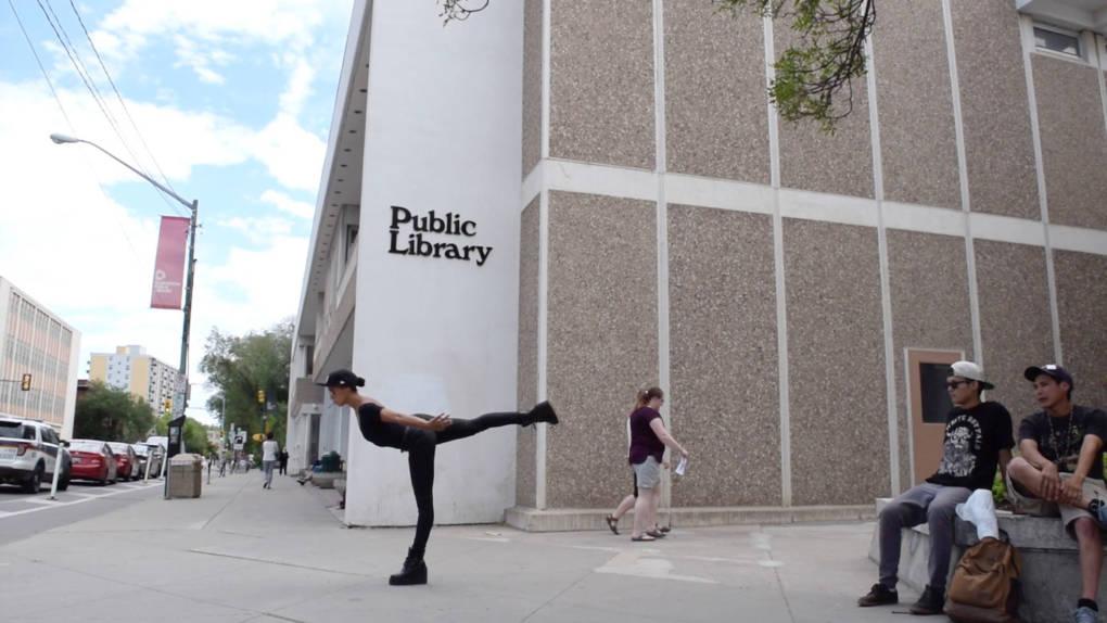 Radical Ballerina Maya Stovall's Urban Performances Come to Fort Mason Center