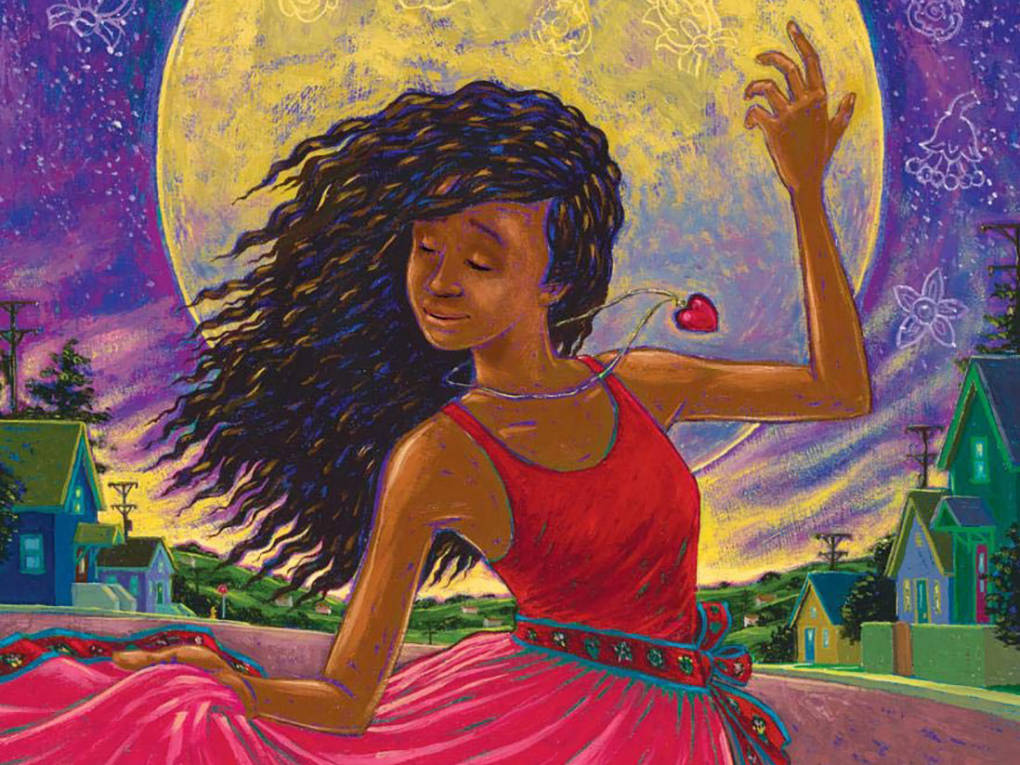 Menstruate? Celebrate! New Novel Urges Girls To Embrace 'The Moon Within'