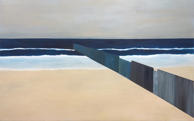 María Blanco, 'Borders and Walls #8,' 2019.