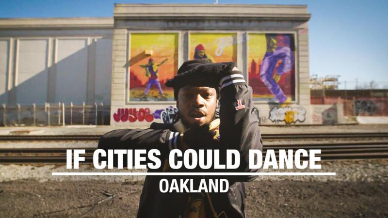 "Turf Feinz member Garion ""Icecold3000"" Morgan in Oakland"