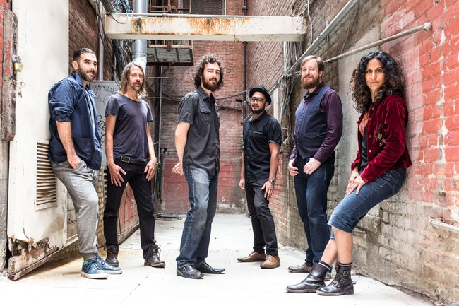 Rupa and the April Fishes celebrate the release of the new album 'Growing Upward' at The Chapel on April 26.