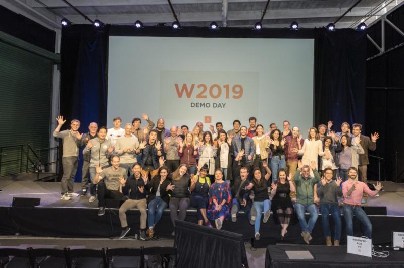 The Y Combinator Demo Day 2019 team