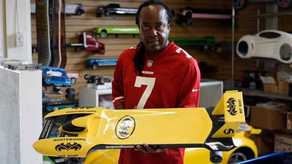 Meet Darren Powell, the Skateboard Re-Innovator of East Oakland