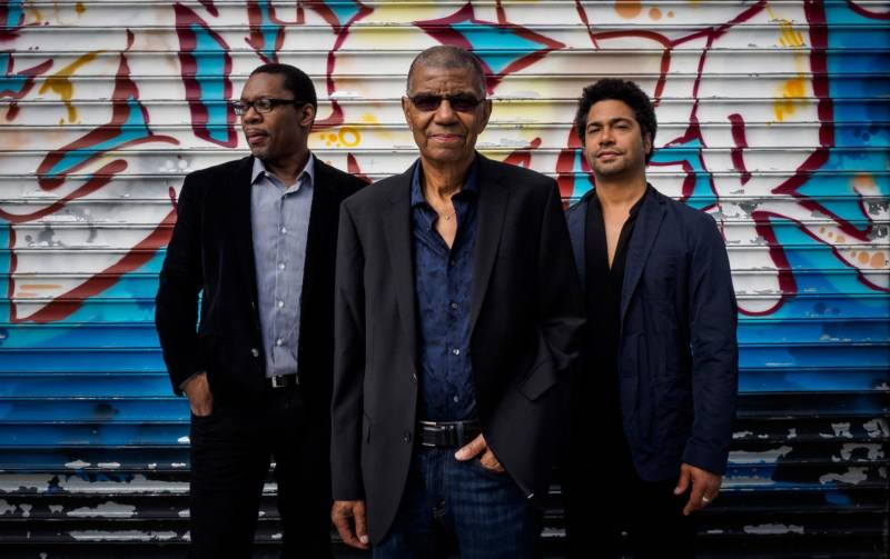 Ravi Coltrane, Jack DeJohnette and Matthew Garrison play the Healdsburg Jazz Festival on June 1.