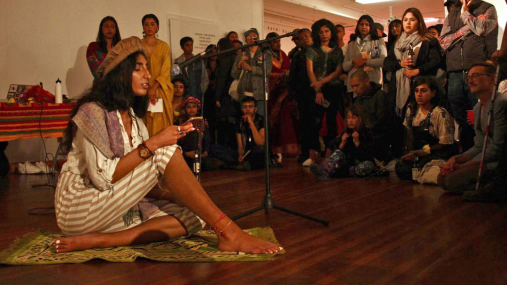 'We Can Just Be': JAGAH Collective Creates Home for South Asian Artists