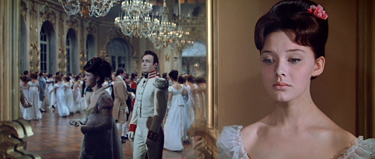 Still from Sergei Bondarchuk's 'War and Peace,' 1966.