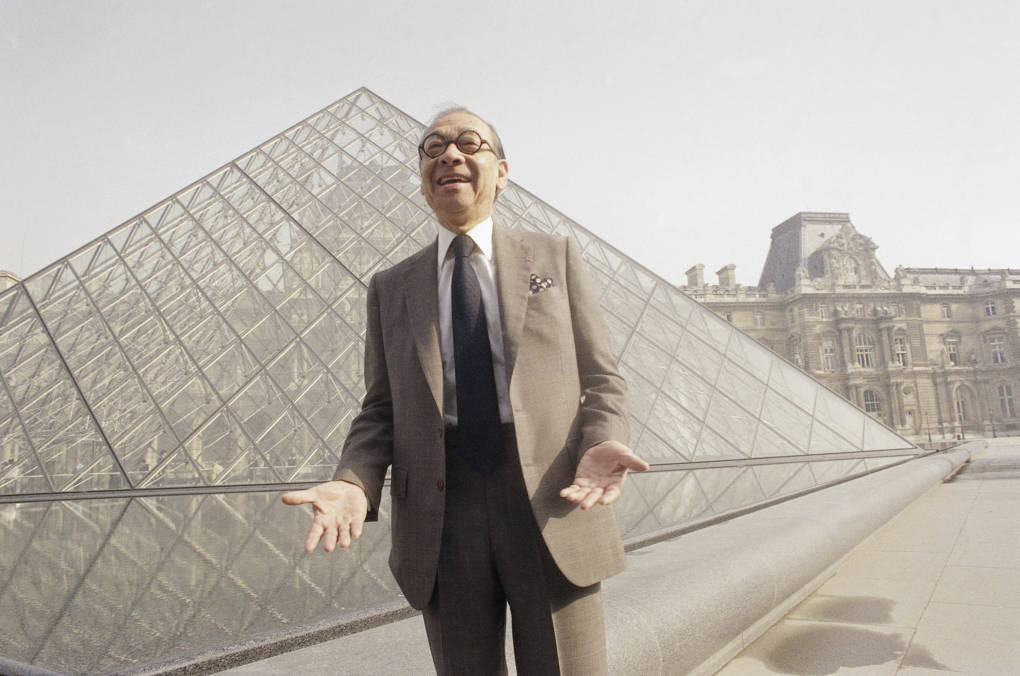 I.M. Pei, Architect Of Some Of The World's Most Iconic Structures, Dies At 102