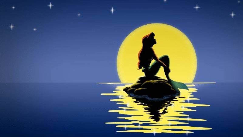 'The Little Mermaid' screens for free at the Green Music Center on Aug. 10.