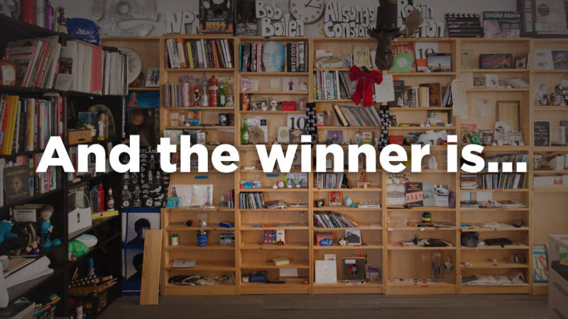 Announcing The 2019 Tiny Desk Contest Winner