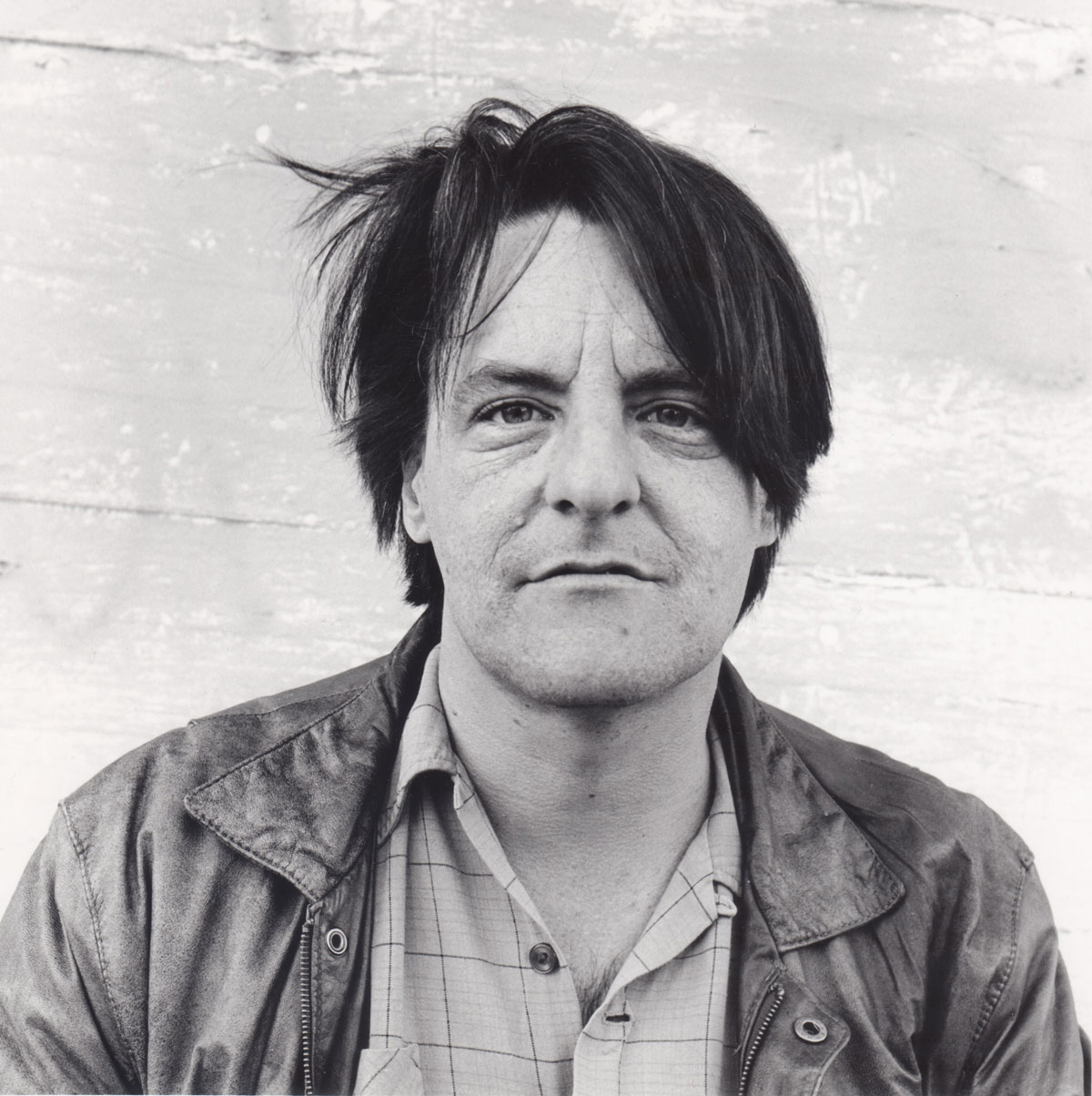 Kevin Killian in 1989.