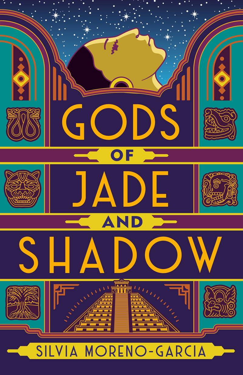 'Gods of Jade and Shadow' by Silvia Moreno-Garcia