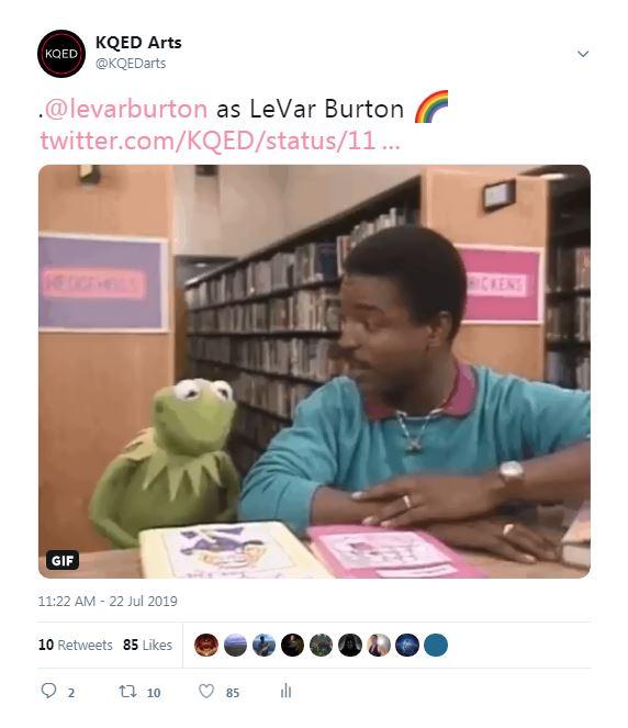 LeVarBurton