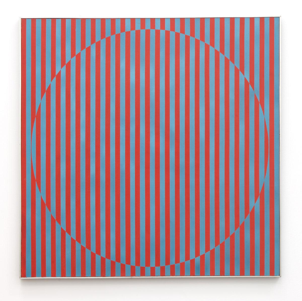 Rakuko Naito, 'Untitled,' 1964; Acrylic on canvas.