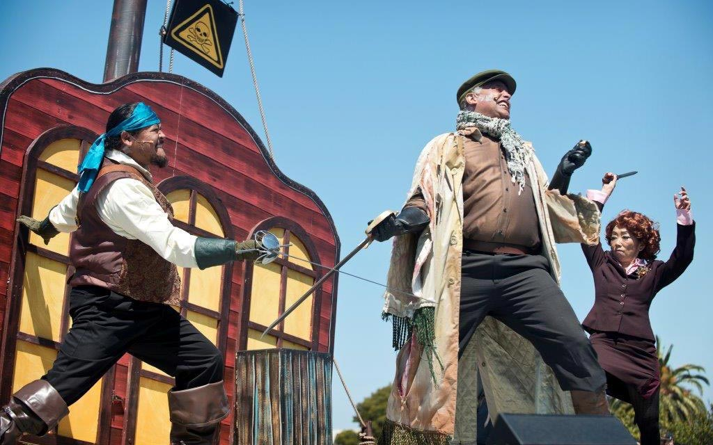 San Francisco Mime Troupe Celebrates 60 Years with 'Treasure Island'