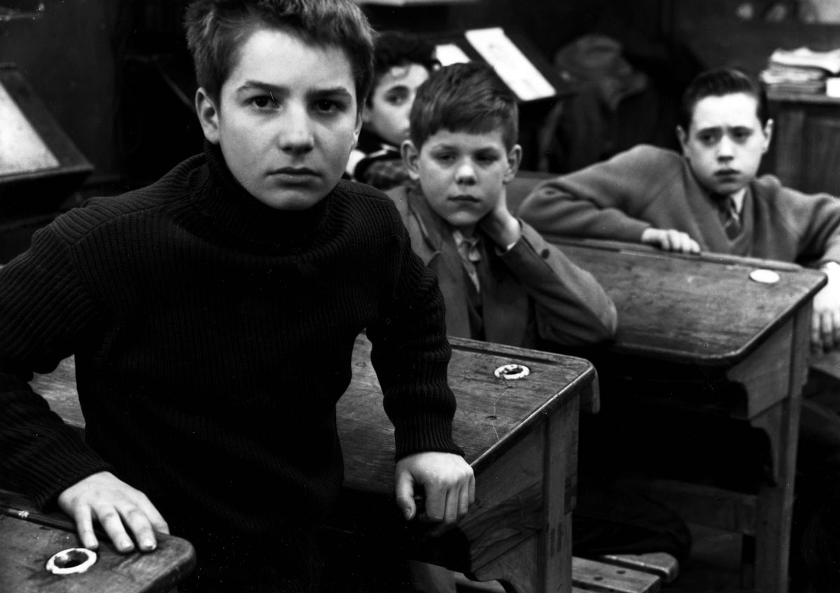 Still from François Truffaut's 'The 400 Blows,' 1959.