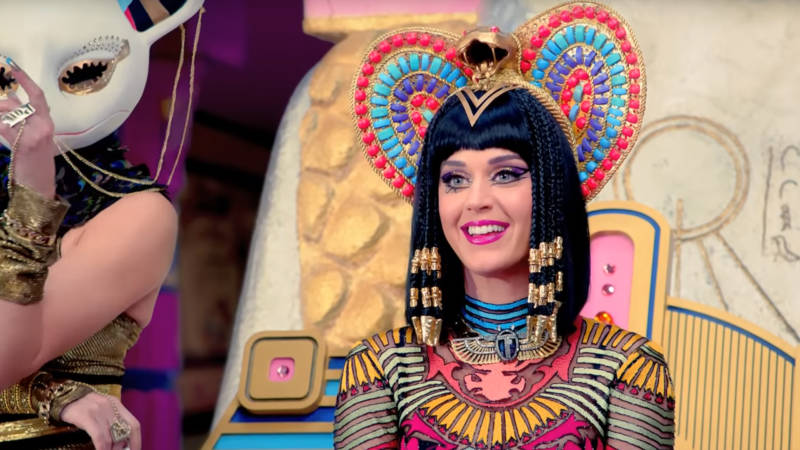 Katy Perry, Juicy J And Dr  Luke Liable For Copyright