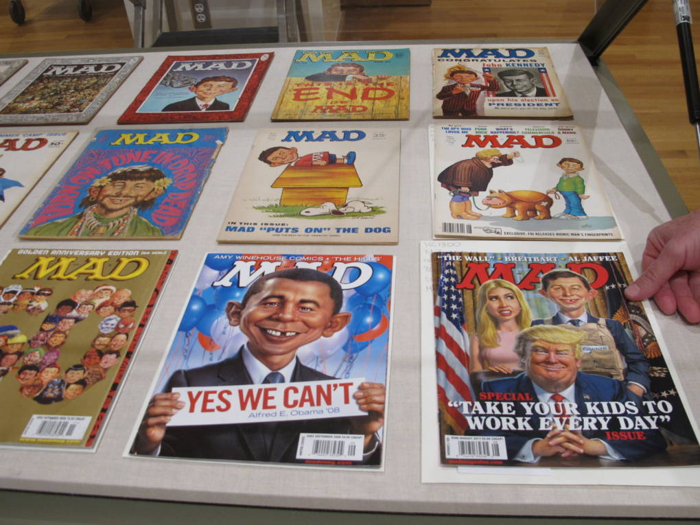 Satirical Staple 'MAD' To Exit Newsstands And Recycle Its Classic Material