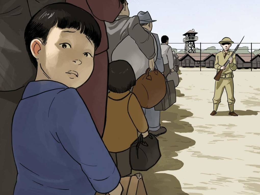 George Takei Recalls Time In An American Internment Camp In 'They Called Us Enemy'