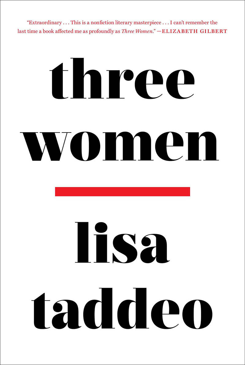 'Three Women,' Lisa Taddeo.