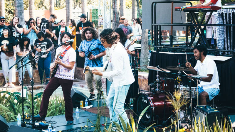 Sonido Clash's eclectic booking has made the collective a force in the South Bay music scene and beyond.