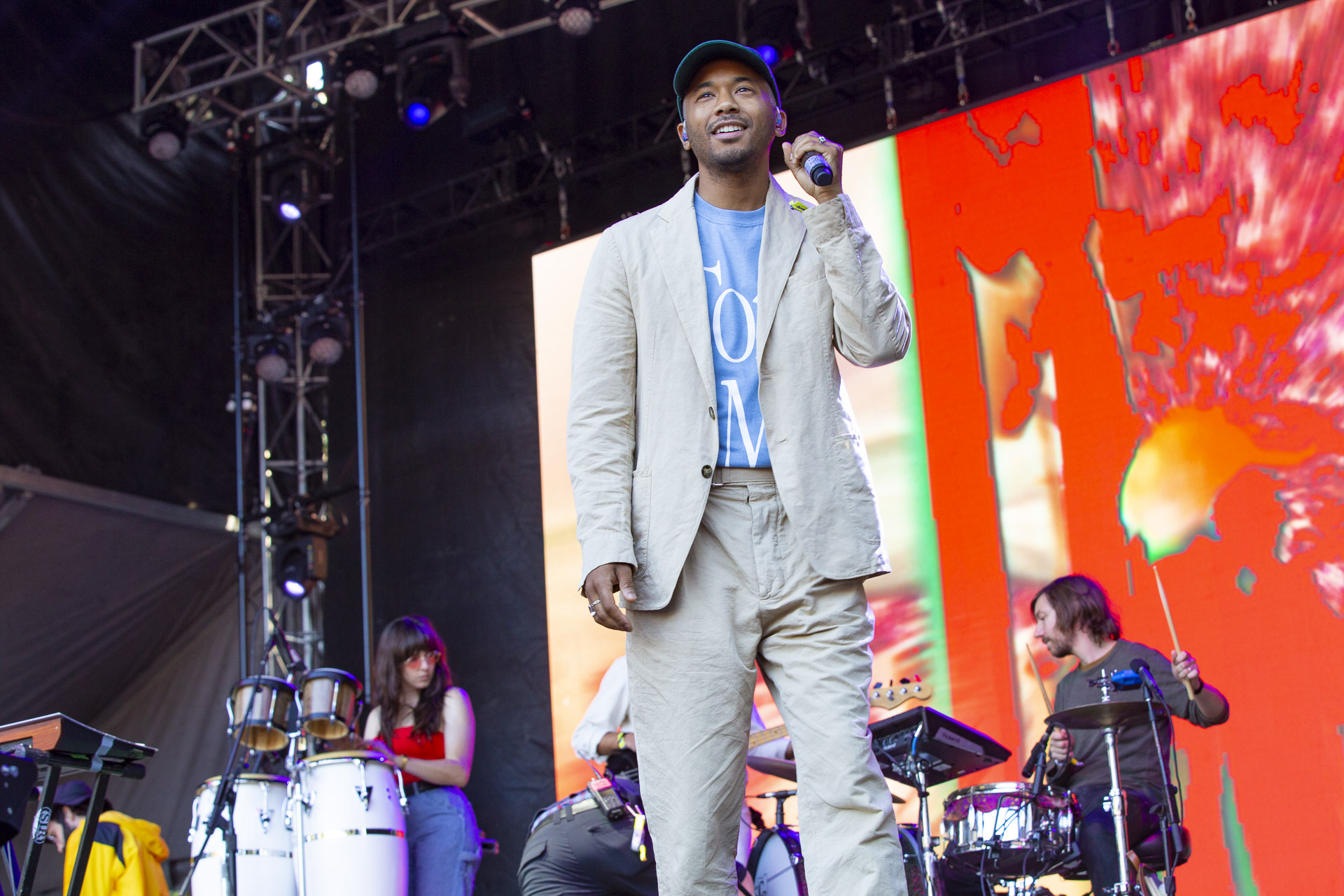 Toro y Moi Shows Oakland Love, Paul Simon Dazzles: Outside Lands Day 3 Highlights