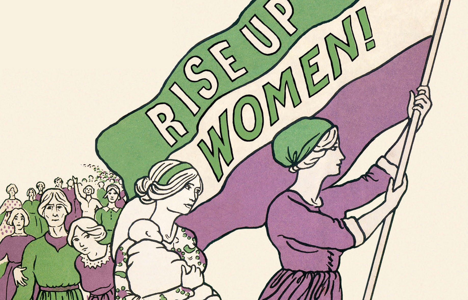 Here's Your Chance to See (and Transcribe) Thousands of Suffragist Letters
