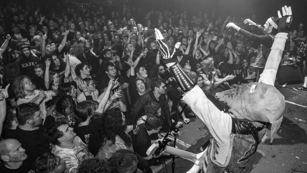 With an Ear to the Underground, Oakland Punk and Metal Label Tankcrimes Thrives